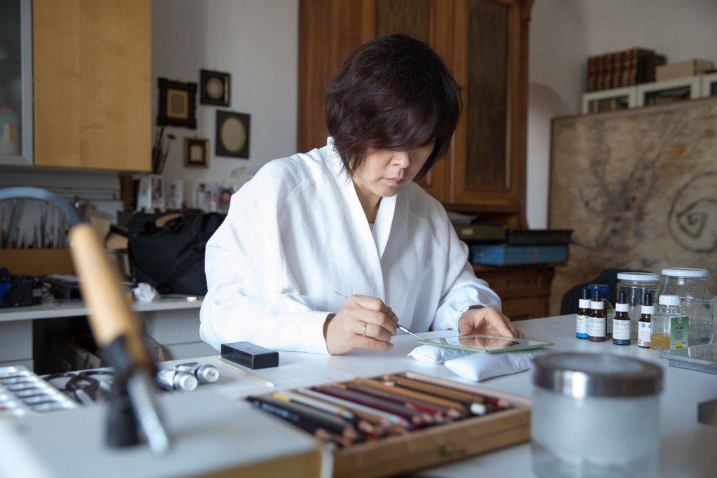 A Character's Coat TAIYOUNG (Restorer)