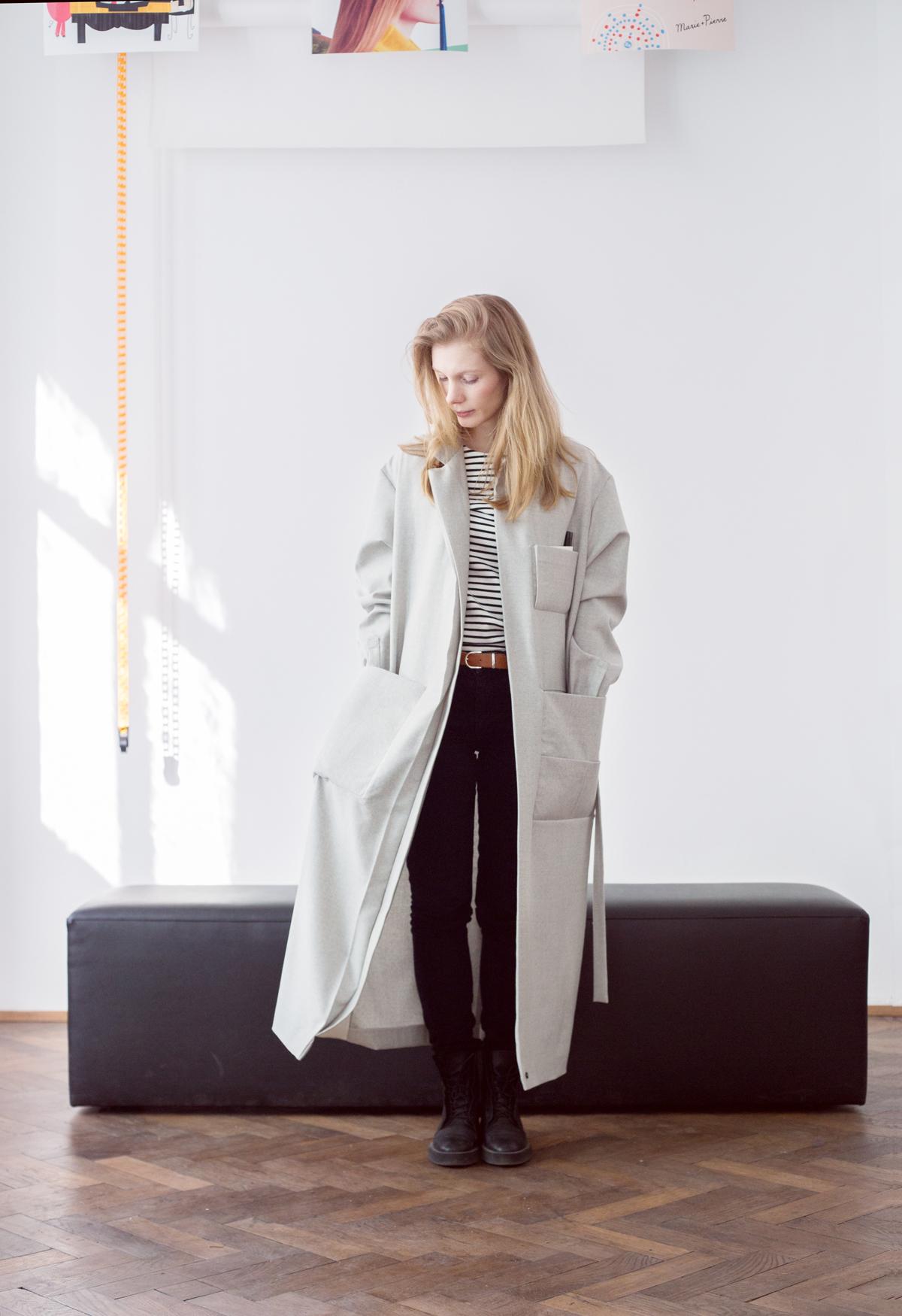 A Character's Coat